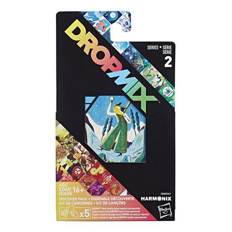 Série 2 complète - Emballage d'Ensembles découverte DropMix de 30 cartes - image 5 de 7