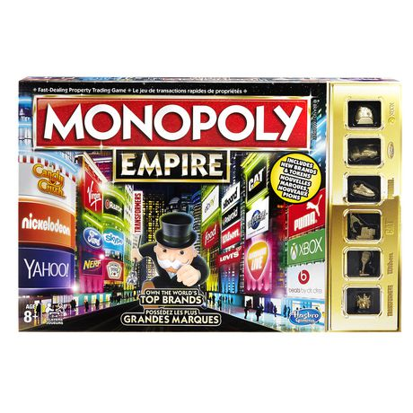 Monopoly Empire Board Game - image 1 of 2