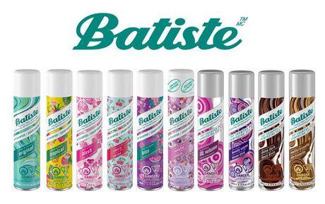 Batiste Plus Divine Dark Dry Shampoo - image 2 of 5