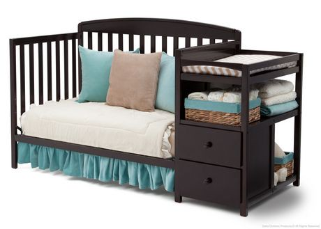 Delta Children Royal Crib Amp Changer Walmart Canada