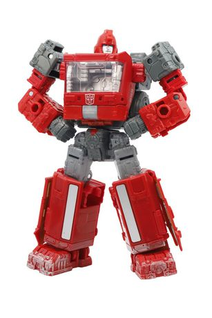 TRANSFORMERS WFC WAR FOR CYBERTRON SIEGE DELUXE IRONHIDE ACTION FIGURE
