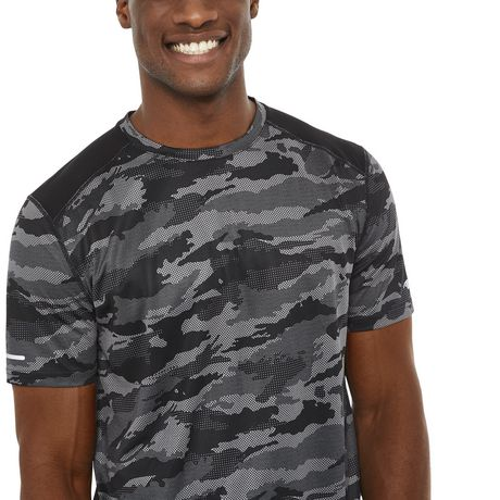 Athletic Works Men's Camo Tee - image 4 of 6