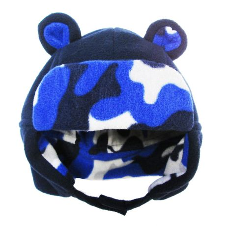 George Infant Boy s Fleece Trapper Hat with Ears  8ad90383541