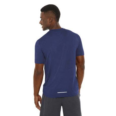 Athletic Works Men's Textured Stretch Tee - image 3 of 6