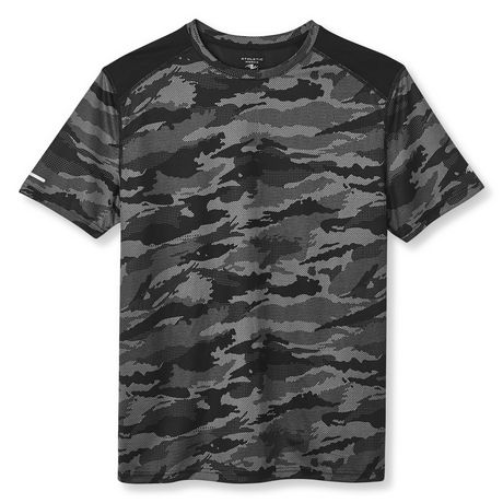 Athletic Works Men's Camo Tee - image 6 of 6