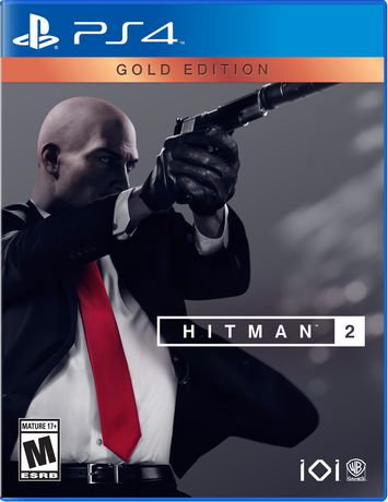 HITMAN 2: Gold Edition (PS4) - image 1 of 1