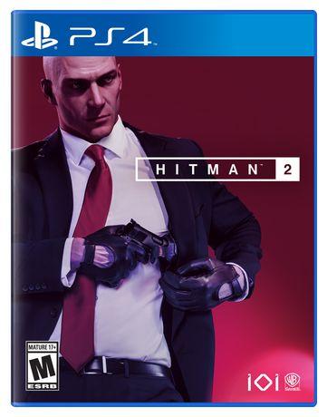 HITMAN 2 (PS4) - image 1 de 1