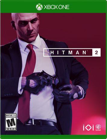 HITMAN 2 (Xbox One) - image 1 of 1