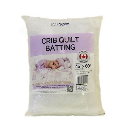 Eversoft Baby Quilt Batting | Walmart Canada : batting for baby quilt - Adamdwight.com