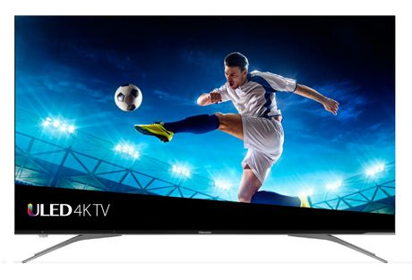 "Hisense 55"" 4K LED TV - image 1 of 5"