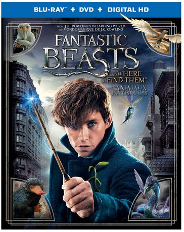 Fantastic Beasts: The Crimes of Grindelwald (Blu-ray + DVD + Digital) (Bilingual) - image 1 of 1