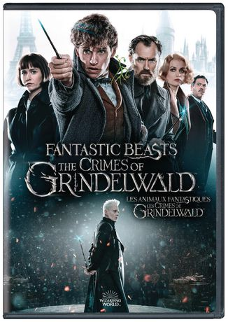 Les Animaux Fantastique : Crimes de Grindelwald (DVD) (Bilingual) - image 1 de 1