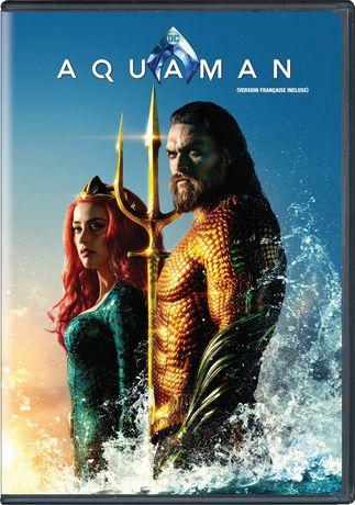 Aquaman (DVD) (Bilingual) - image 1 de 1