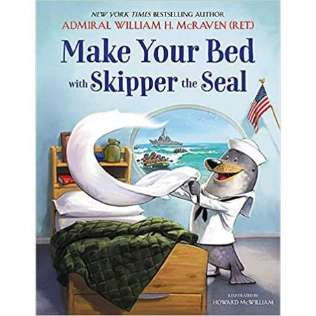 ISBN 9780316592352 product image for Little, Brown Books For Young Readers Make Your Bed With Skipper The Seal   upcitemdb.com