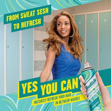 Batiste Original Dry Shampoo | Walmart Canada