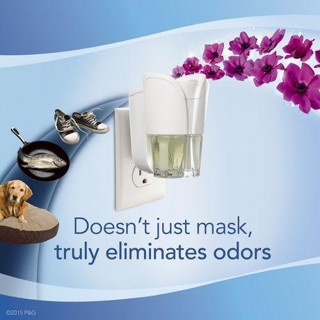 Febreze NOTICEables Fresh Sky Dual Oil Refills Air Freshener - image 3 of 7