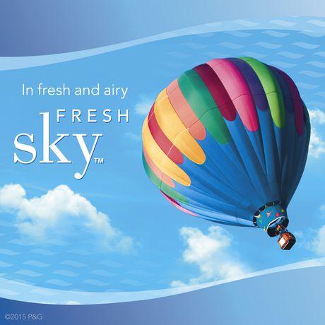 Febreze NOTICEables Fresh Sky Dual Oil Refills Air Freshener - image 6 of 7