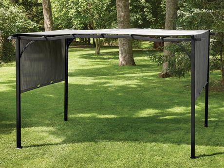 hometrends 10 ft. x 8 ft. Sling Top Pergola - image 2 of 4