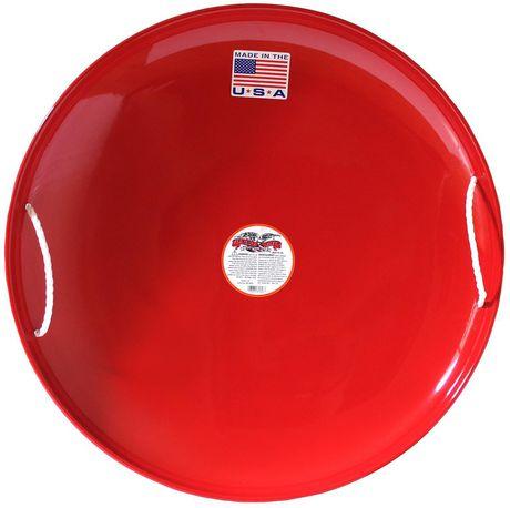 Flexible Flyer Steel Saucer 26 in - image 1 of 1