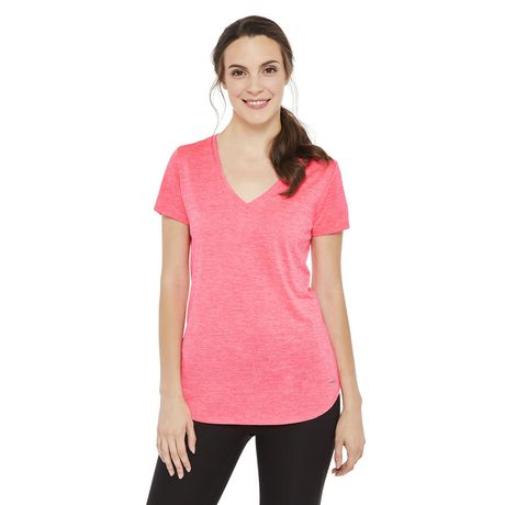 Athletic Works Women's Basic Tee - image 1 of 6