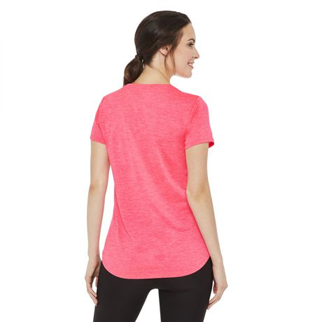 Athletic Works Women's Basic Tee - image 3 of 6
