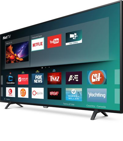 "Philips, 65"" 4K UHD HDR SMART TV, 65PFL5602/F7 - image 5 of 6"