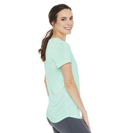 Athletic Works Women's Basic Tee - image 2 of 6
