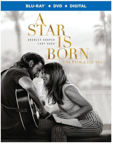 Star Is Born, A (Blu-ray+DVD+Digital Copy) - image 1 of 1