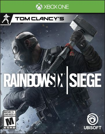 Tom Clancy's Rainbow Six Siege (Xbox One) - image 1 of 8