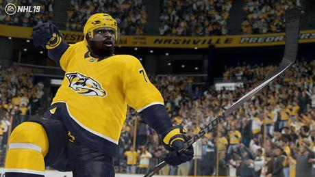 Jeu vidéo NHL 19 de Electronic Arts pour PS4 - image 7 de 7