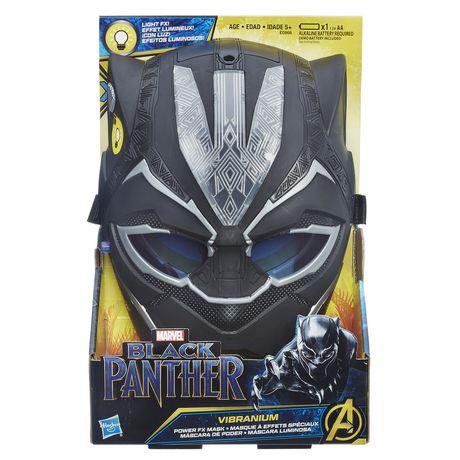 Marvel Black Panther Vibranium Power Fx Mask Walmart Canada
