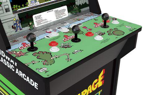 Arcade 1Up Rampage Game - image 6 of 6