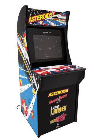 Arcade 1up Asteroids Arcade Game Walmart Canada