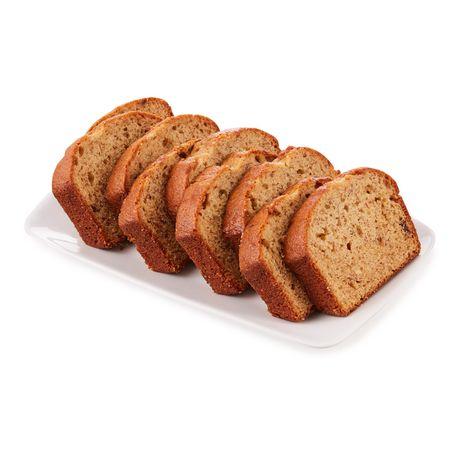 Your Fresh Market Banana Sliced Loaf Cake - image 3 of 4