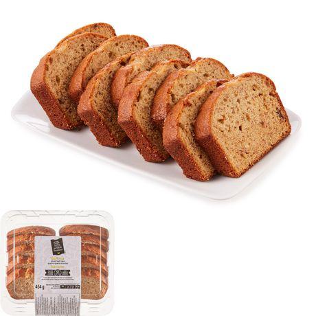 Your Fresh Market Banana Sliced Loaf Cake - image 1 of 4