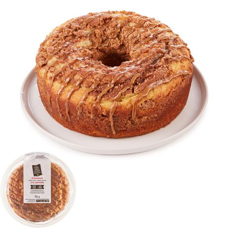 Your Fresh Market Cinnamon Coffee Cake - image 1 of 4