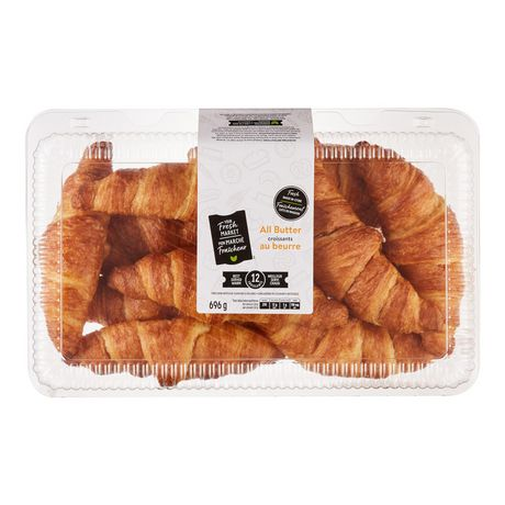 Your Fresh Market All Butter Croissant - image 3 of 4