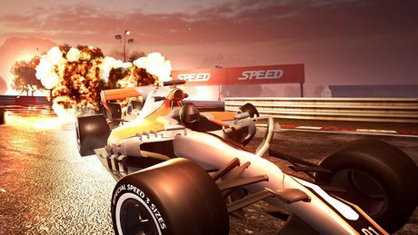 Speed 3 Grand Prix (Nintendo Switch) - image 5 of 6