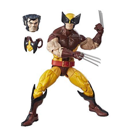 Marvel - Collection rétro - Figurine Wolverine de 15 cm - image 2 de 2