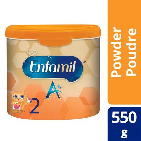 Enfamil A+® 2 Baby Formula, Powder Tub - image 1 of 4