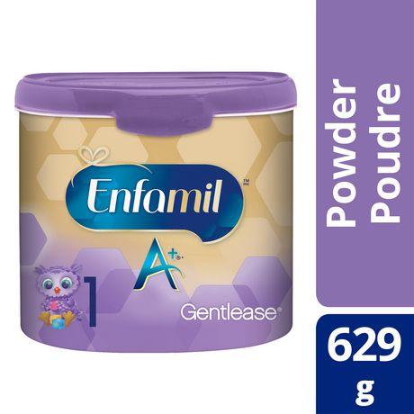 Enfamil A+ Gentlease® Baby Formula, Powder Tub - image 1 of 4
