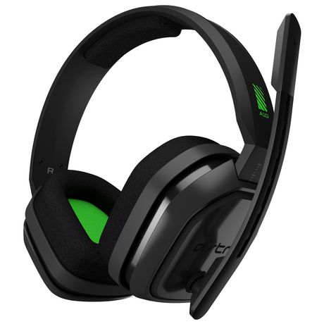 Astro A10 Over-Ear Sound Isolating Gaming Headset for Xbox - Grey/Green - image 4 of 5