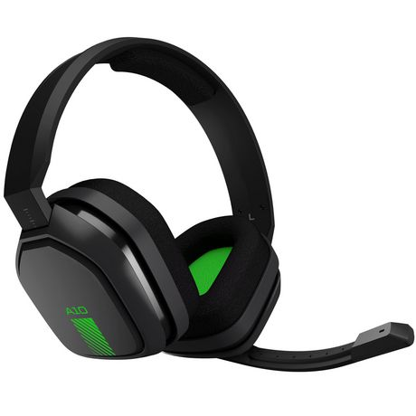 Astro A10 Over-Ear Sound Isolating Gaming Headset for Xbox - Grey/Green - image 2 of 5
