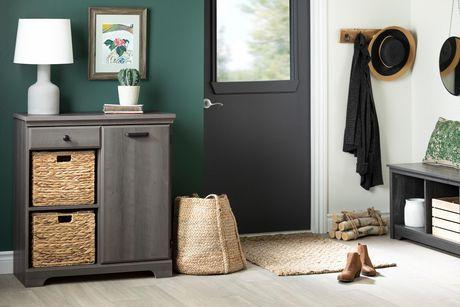 South Shore Versa 1-Door Storage Cabinet - image 2 of 9