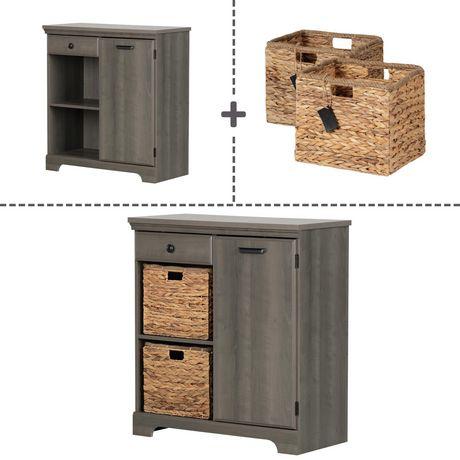 South Shore Versa 1-Door Storage Cabinet - image 5 of 9