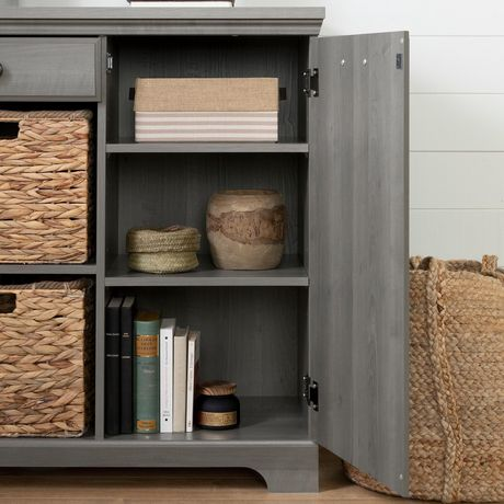 South Shore Versa 1-Door Storage Cabinet - image 7 of 9