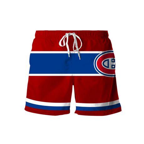 6d34ef53d6 NHL Men's Swim Shorts | Walmart Canada