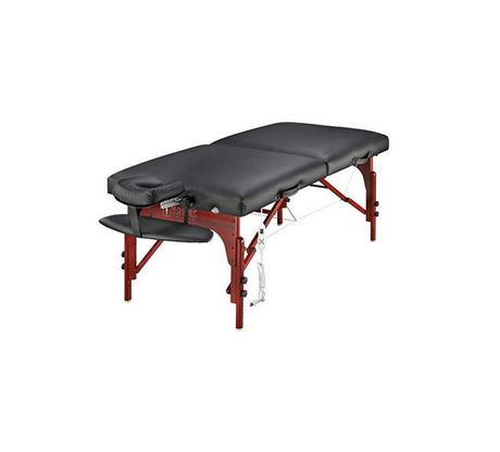 portable tattoo spa aluminum table blackbluered facial p l for case w black massage bed section great carry
