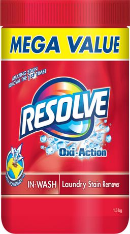 Resolve® In-Wash Oxi-Action Laundry Stain Remover Mega Value Pack - image 1 of 1
