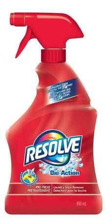 Resolve Oxi-Action, Laundry Stain Remover, Pre-Treat Trigger, 650 ml - image 1 of 3